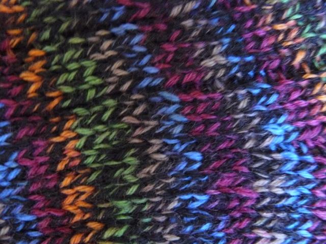 Socken 01/2009 - Muster